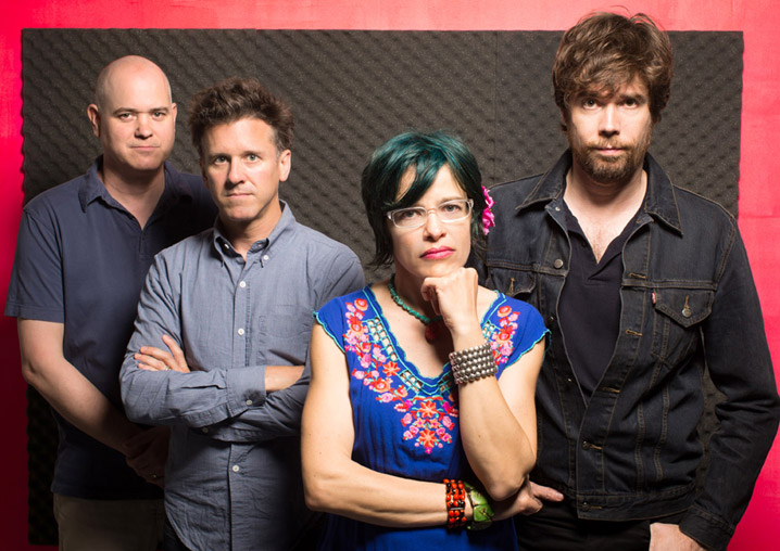 Superchunk: Photo by Jason_Arthurs